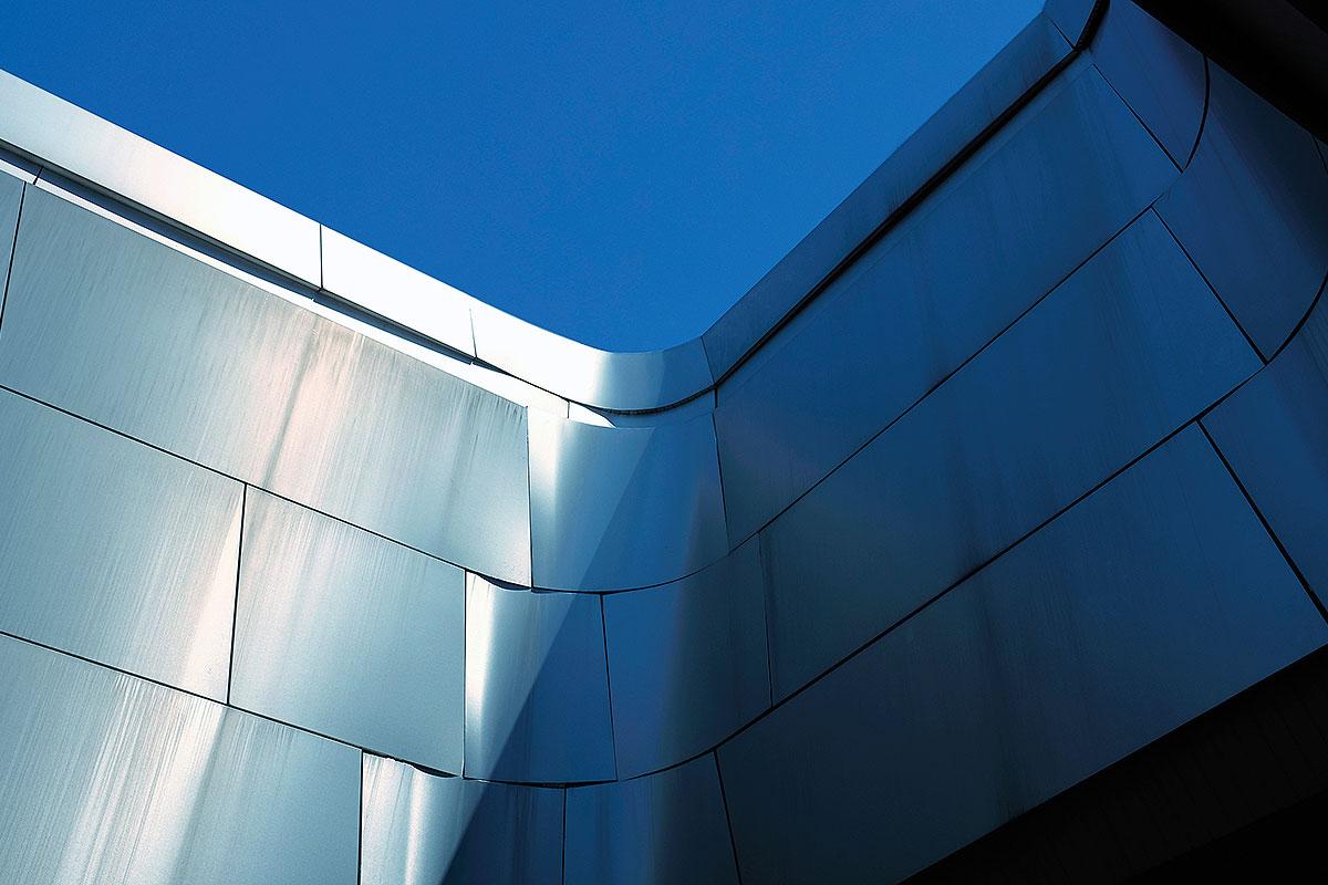 L'intégration de l'aluminium dans le design d'un bâtiment doit être considérée dans une perspective de coût total de possession.