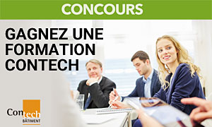 Concours- Gagner une formation Contech