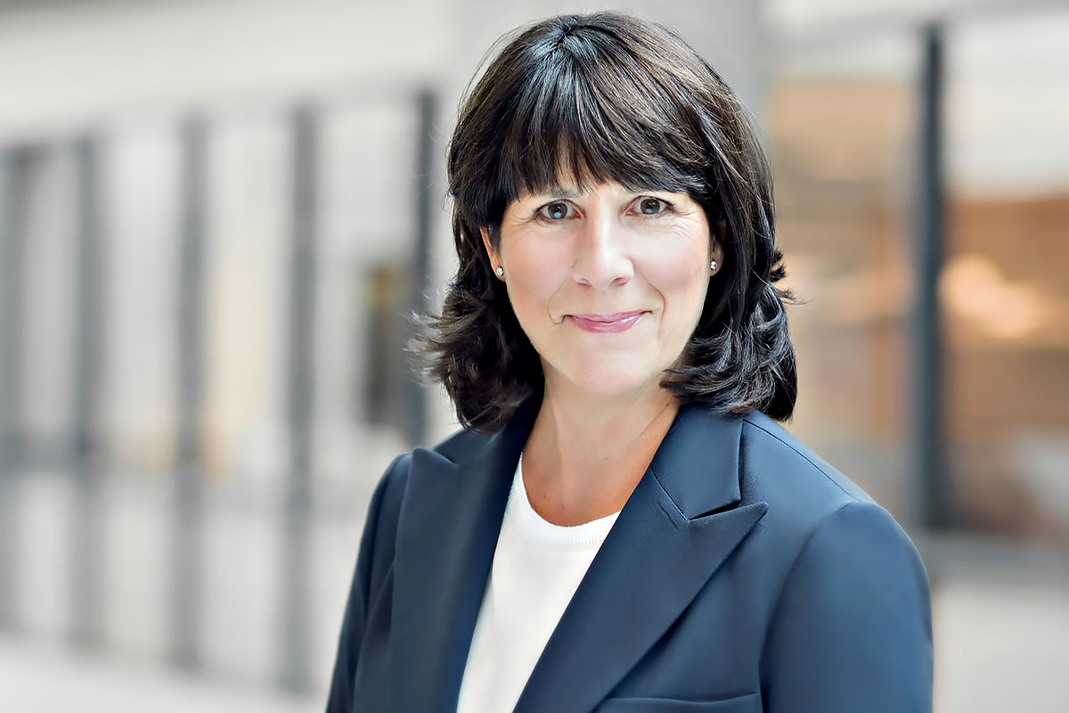 Sophie Brochu, nouvelle présidente-directrice générale d'Hydro-Québec. Photo : Hydro-Québec